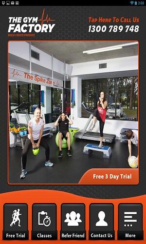 training app 4
